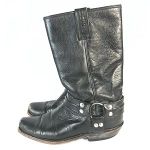 Joma western leather boots